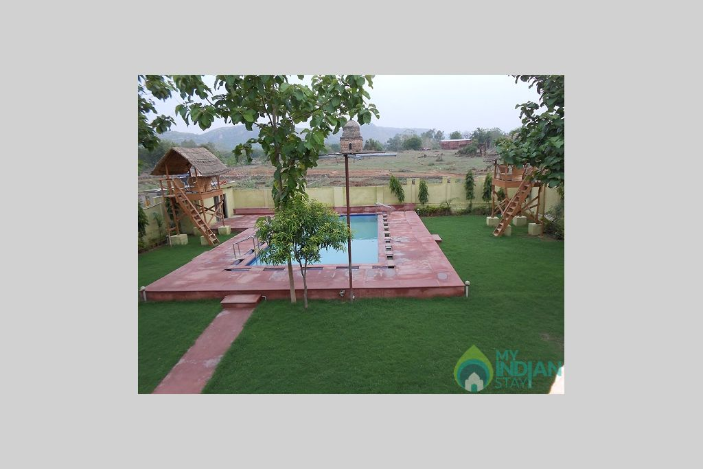 17a in a Bed & Breakfast in Sawaimadhopur, Rajasthan
