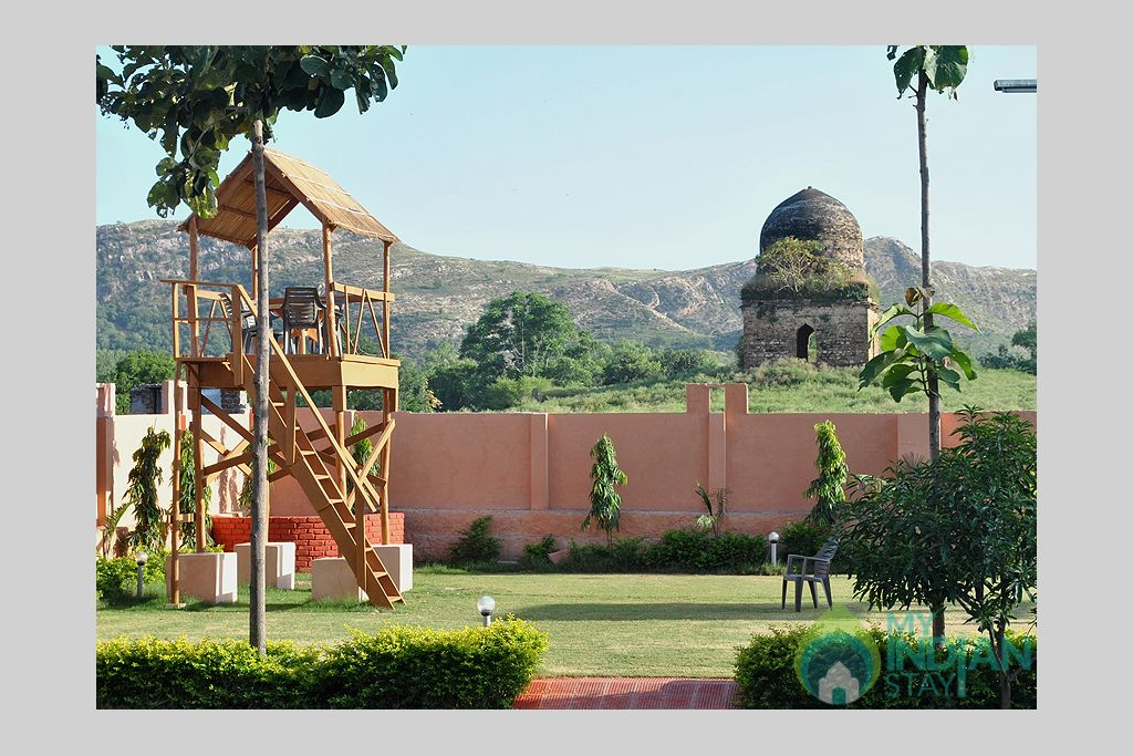 Hotel main Photo in a Bed & Breakfast in Sawaimadhopur, Rajasthan