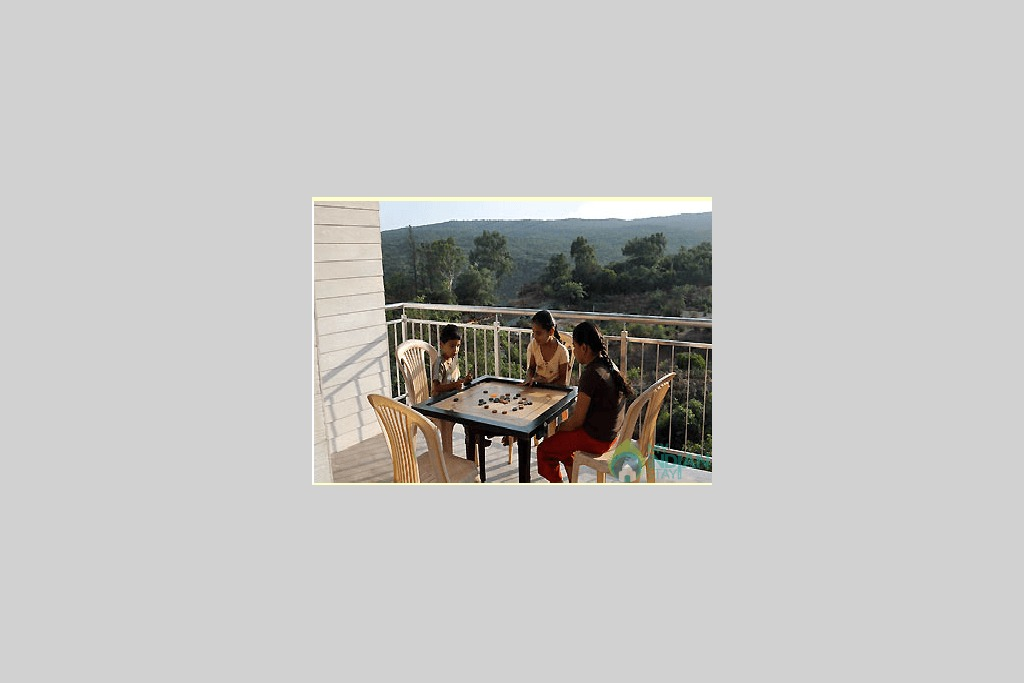 open areas for games and leisure in a Independent Bungalow in Mahabaleshwar, Maharashtra