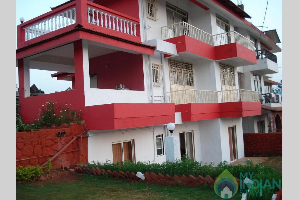 new4088 in a Independent Bungalow in Mahabaleshwar, Maharashtra
