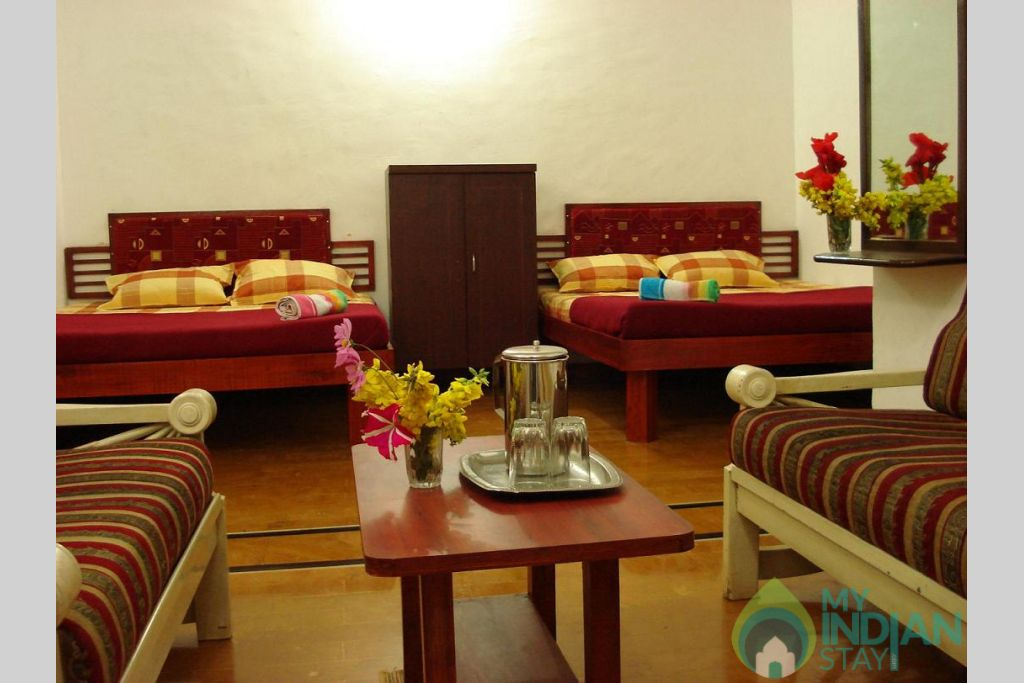 new4117 in a Independent Bungalow in Mahabaleshwar, Maharashtra