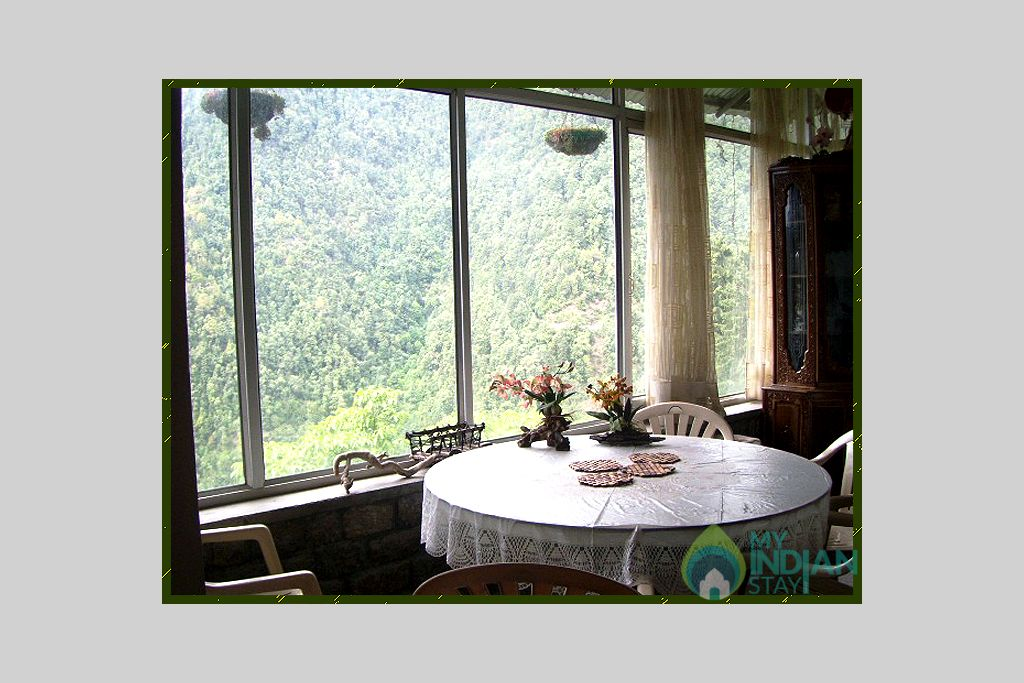 5 in a HomeStay in  Dalhousie , Himachal Pradesh