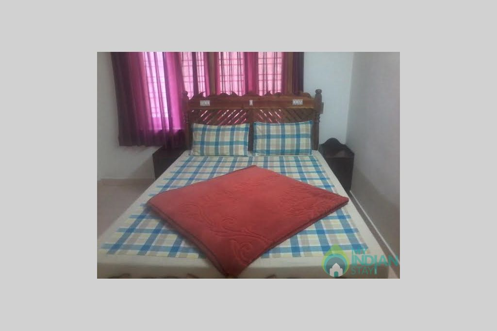 Bedroom in a HomeStay in Kumily, Kerala