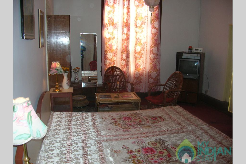 Room 2 in a Guest House in Darjeeling, West Bengal