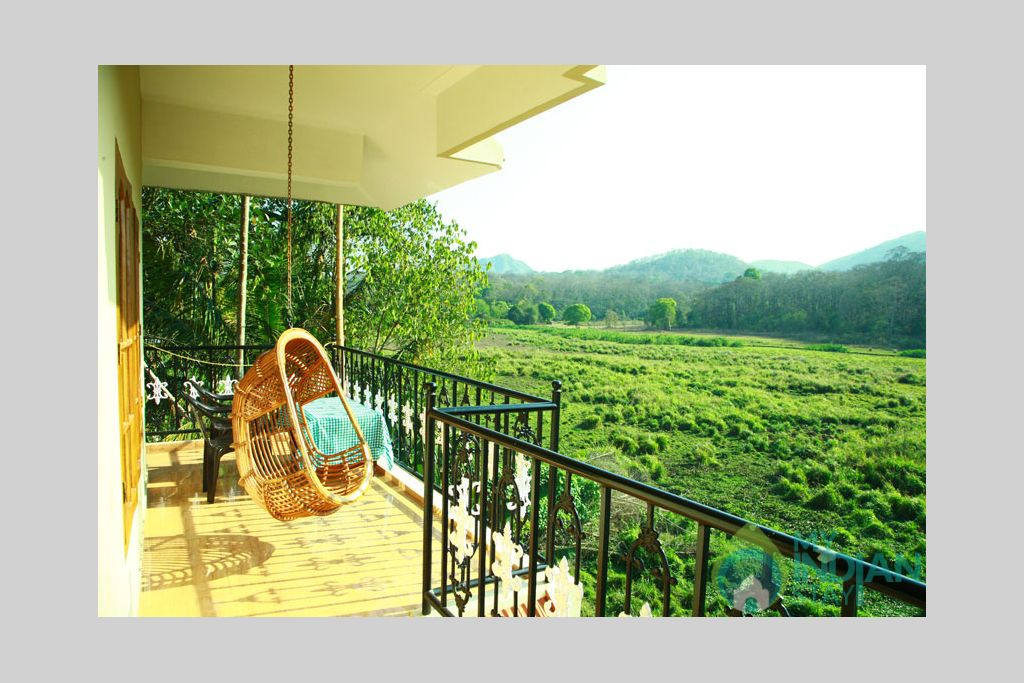 Swing in a HomeStay in Kumily, Kerala