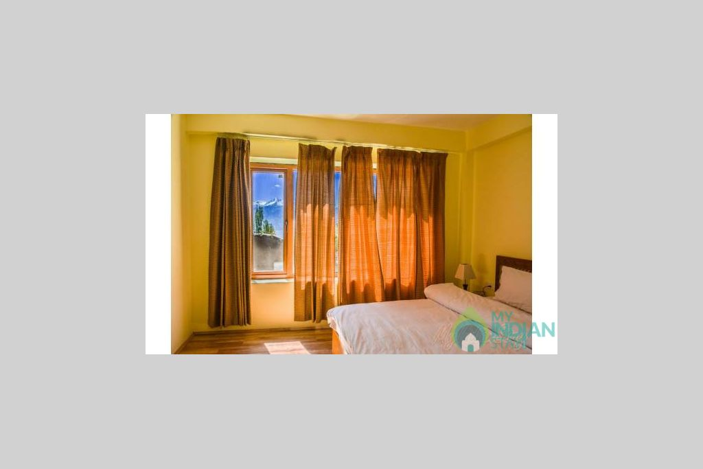 Deluxe Room 2 in a Bed & Breakfast in Leh, Jammu and Kashmir
