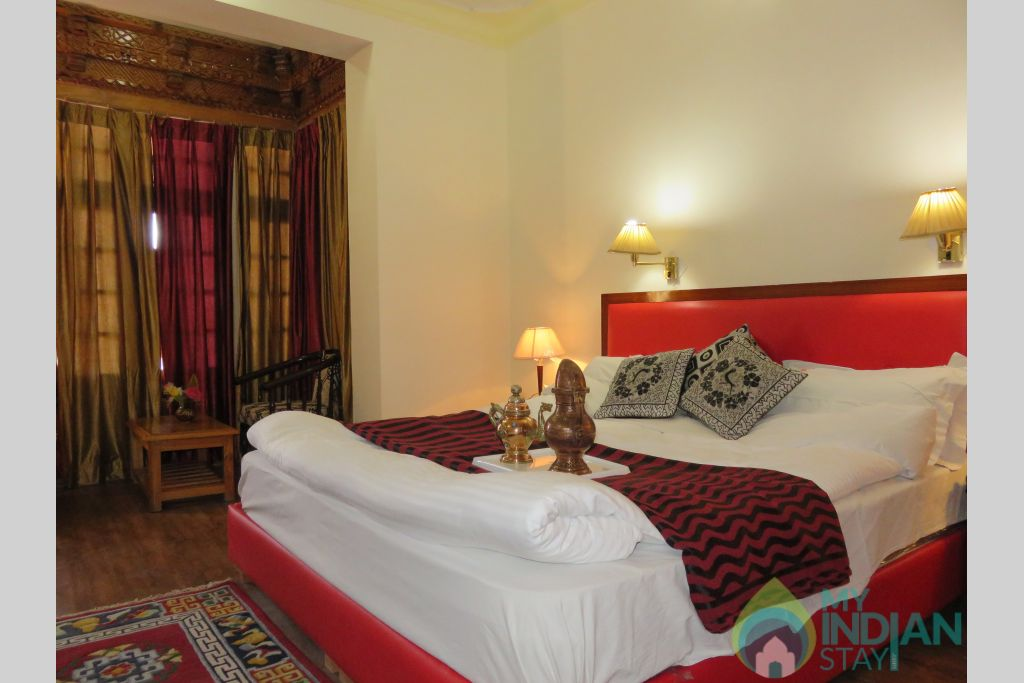 Executive 1  in a Hotel in Leh, Jammu and Kashmir