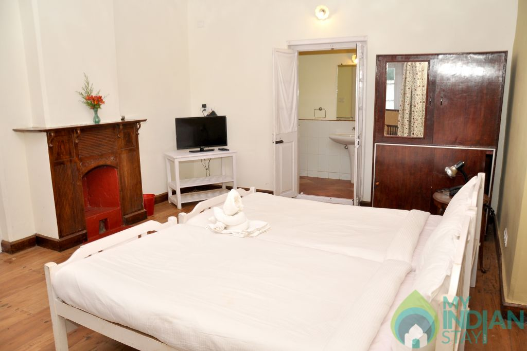Bedroom in a Independent Bungalow in Ooty, Tamil Nadu