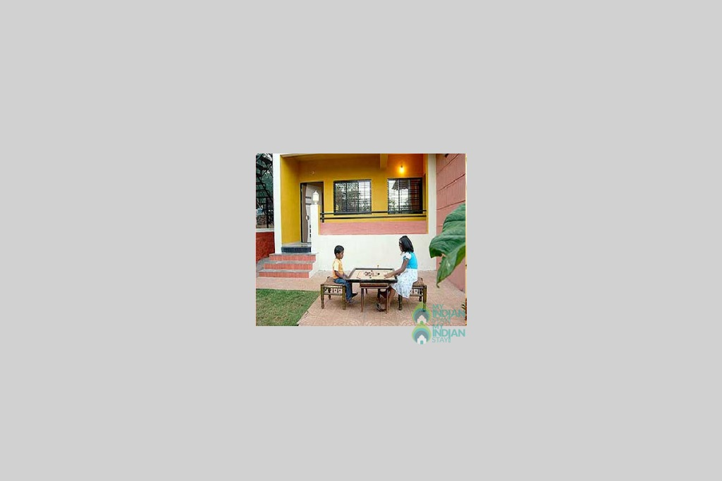 Sit Out in a Independent Bungalow in Mahabaleshwar, Maharashtra