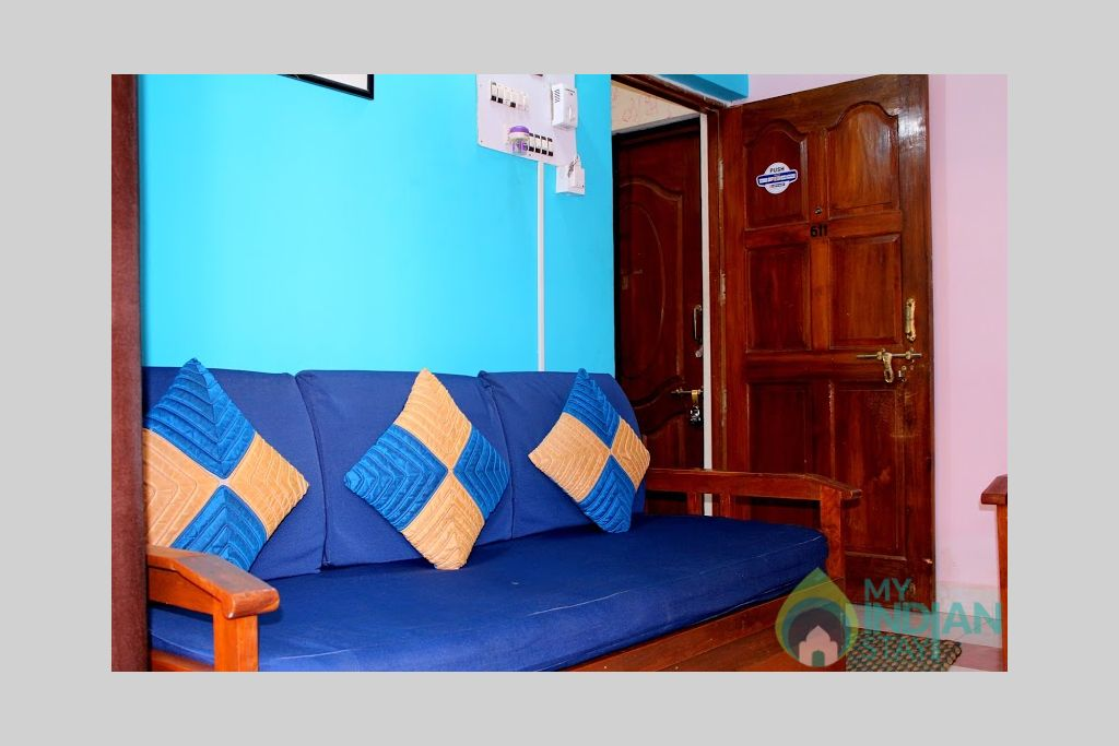 5 in a HomeStay in Calangute, Goa