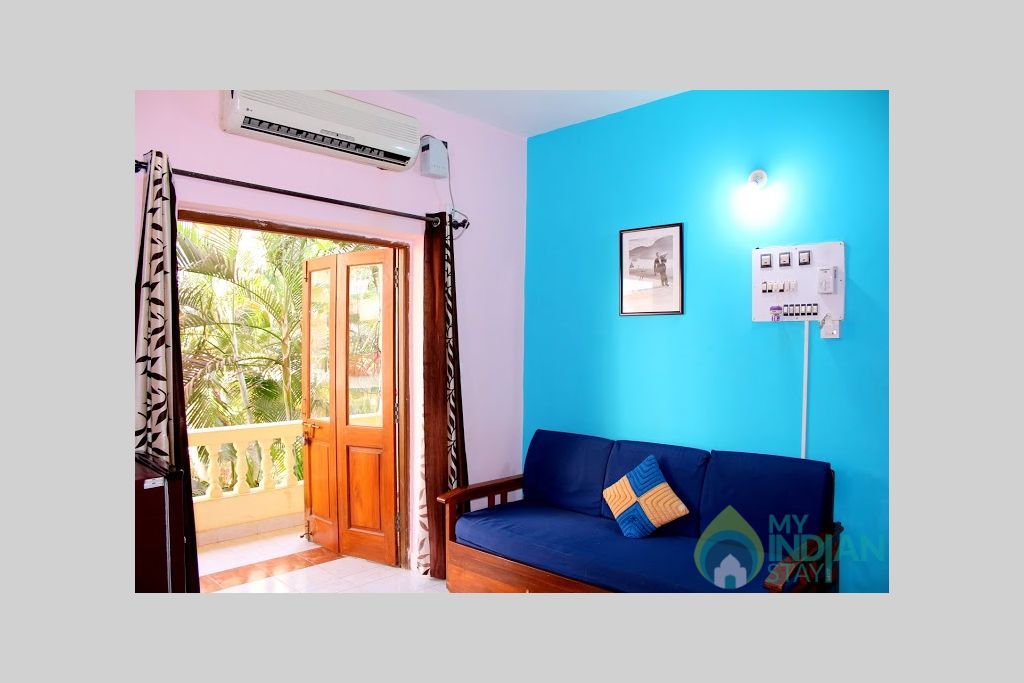 8 in a HomeStay in Calangute, Goa