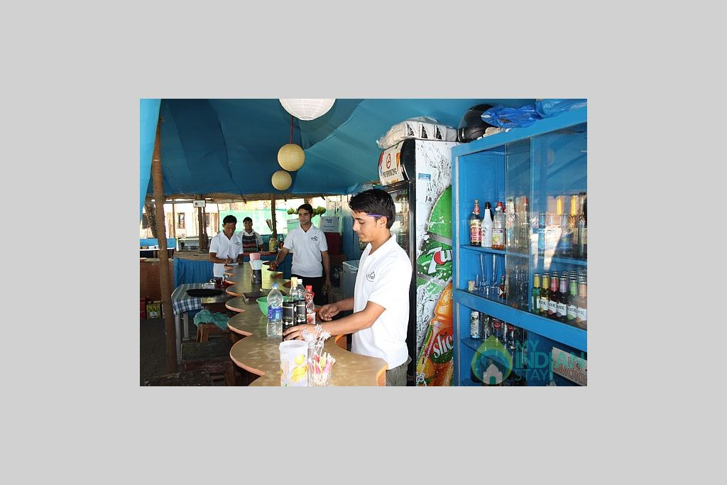 Bar in a Cottage/Huts in Canacona, Goa