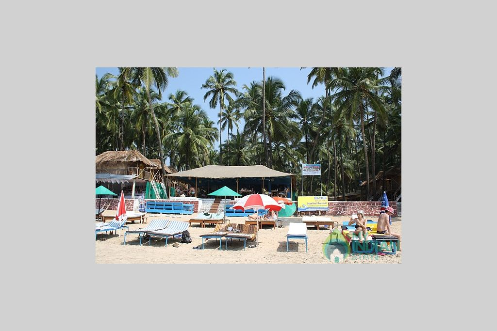Relax on Beach in a Cottage/Huts in Canacona, Goa