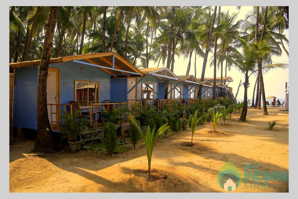 hitide1 in a Cottage/Huts in Canacona, Goa