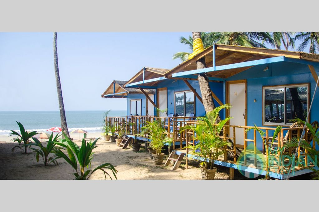 hitide2 in a Cottage/Huts in Canacona, Goa