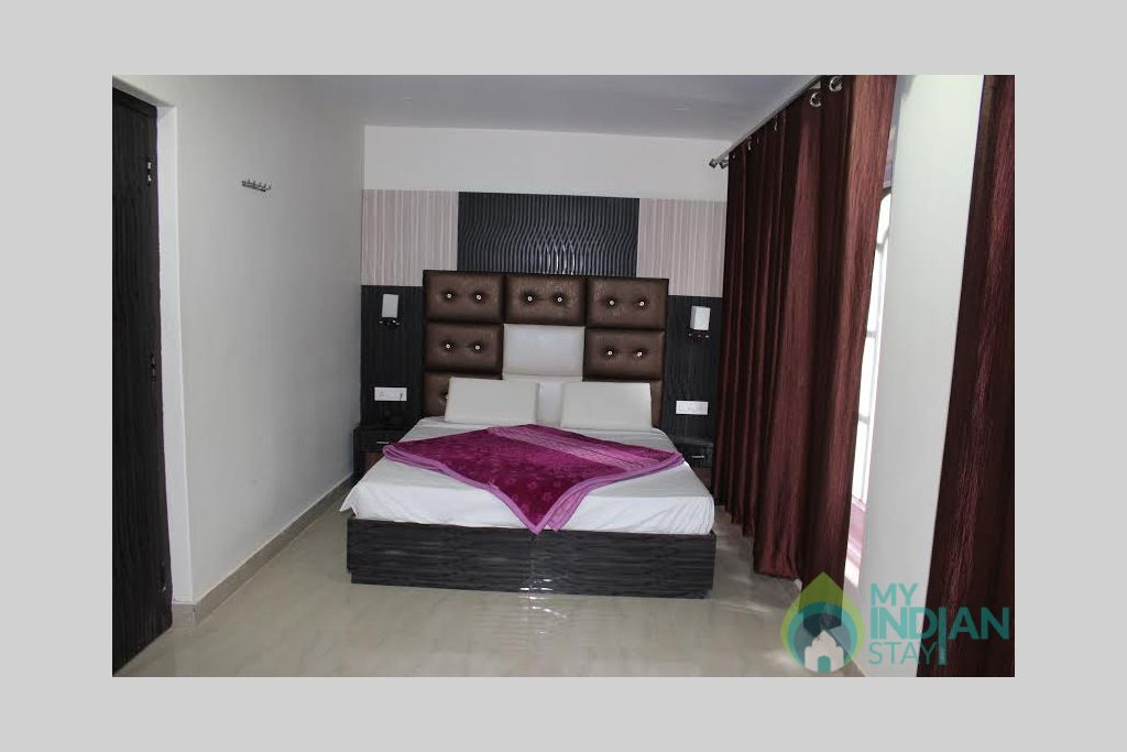 Super Deluxe Rooms in a Guest House in Khajjiar, Himachal Pradesh