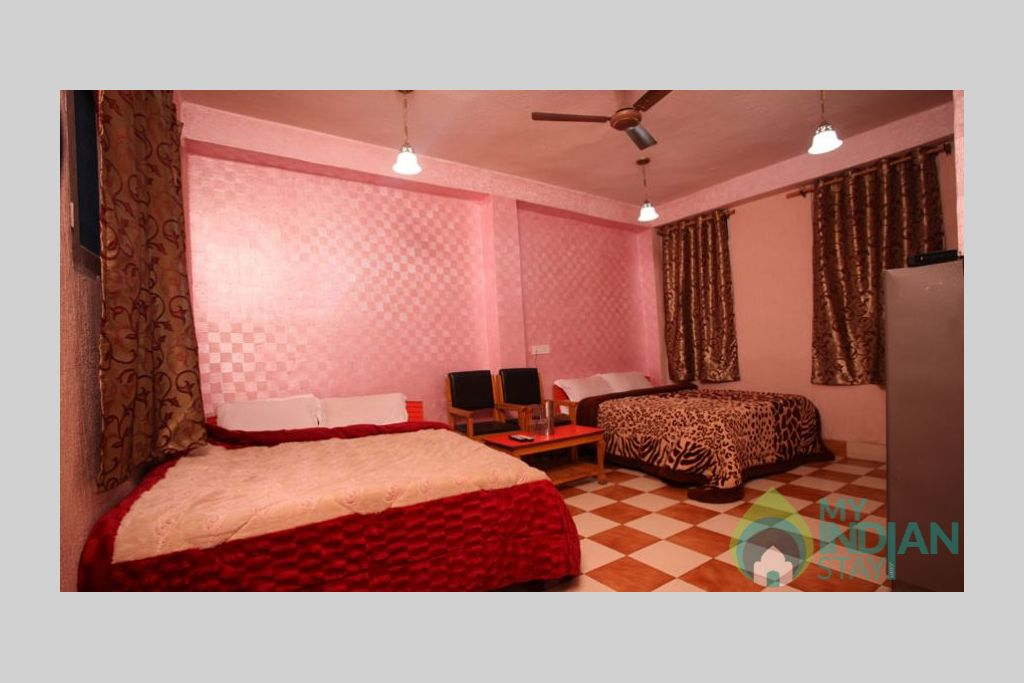 Triple Bed Room in a Bed & Breakfast in Srinagar, Jammu and Kashmir