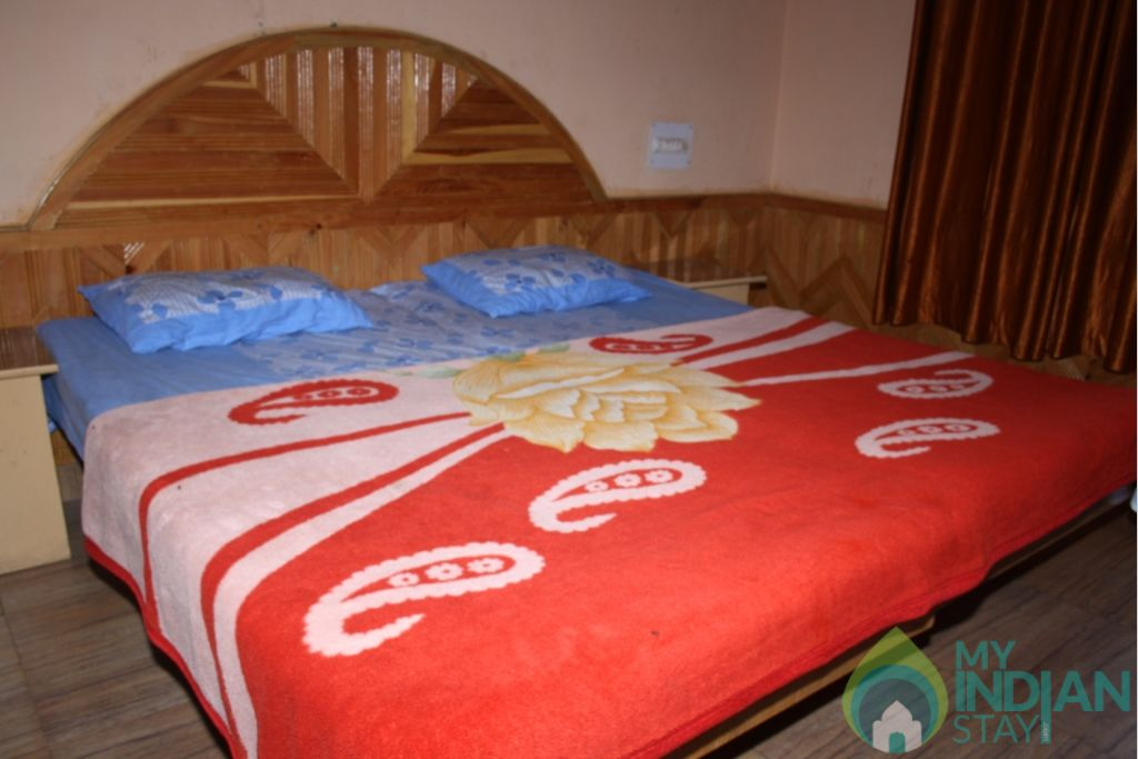 Deluxe Room in a Guest House in Kasol, Himachal Pradesh