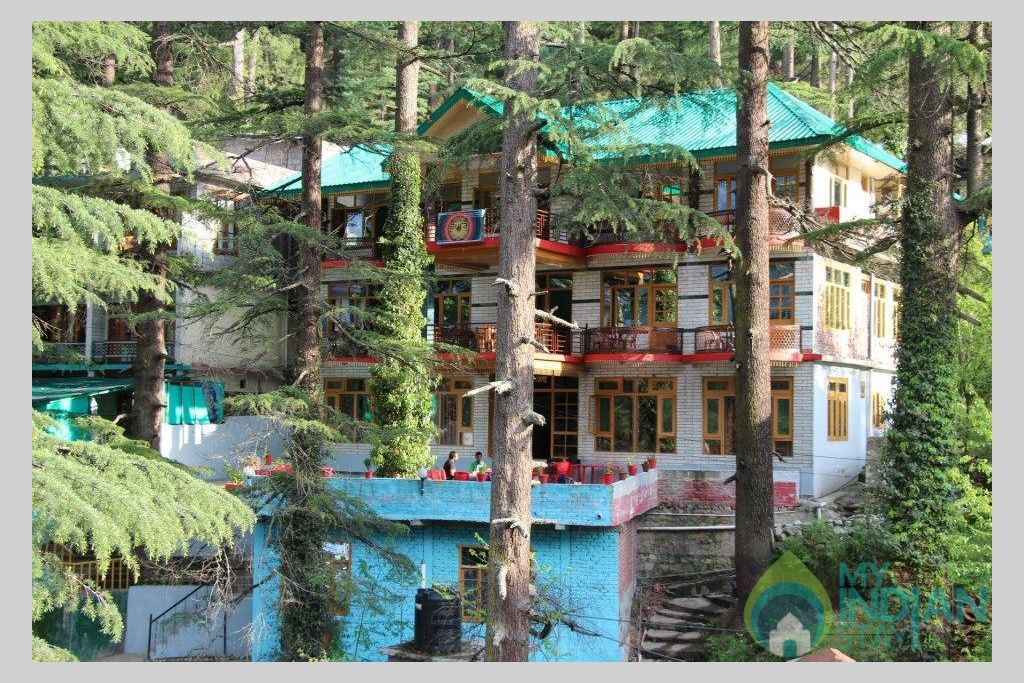 Guest House in a Guest House in Kasol, Himachal Pradesh