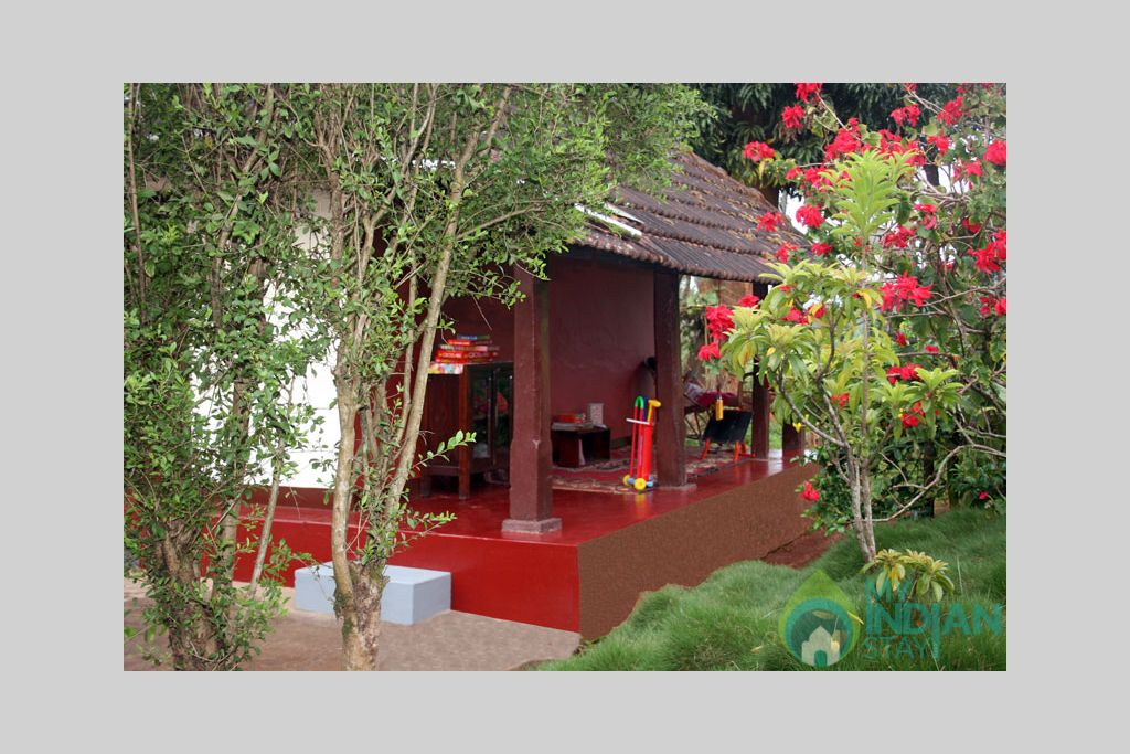 facilities_play_area in a Bed & Breakfast in Madikeri, Karnataka