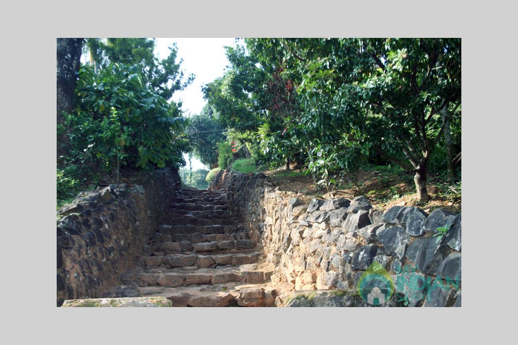facilities_steps in a Bed & Breakfast in Madikeri, Karnataka