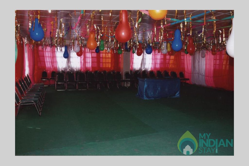 Hall in a Guest House in Shimla, Himachal Pradesh
