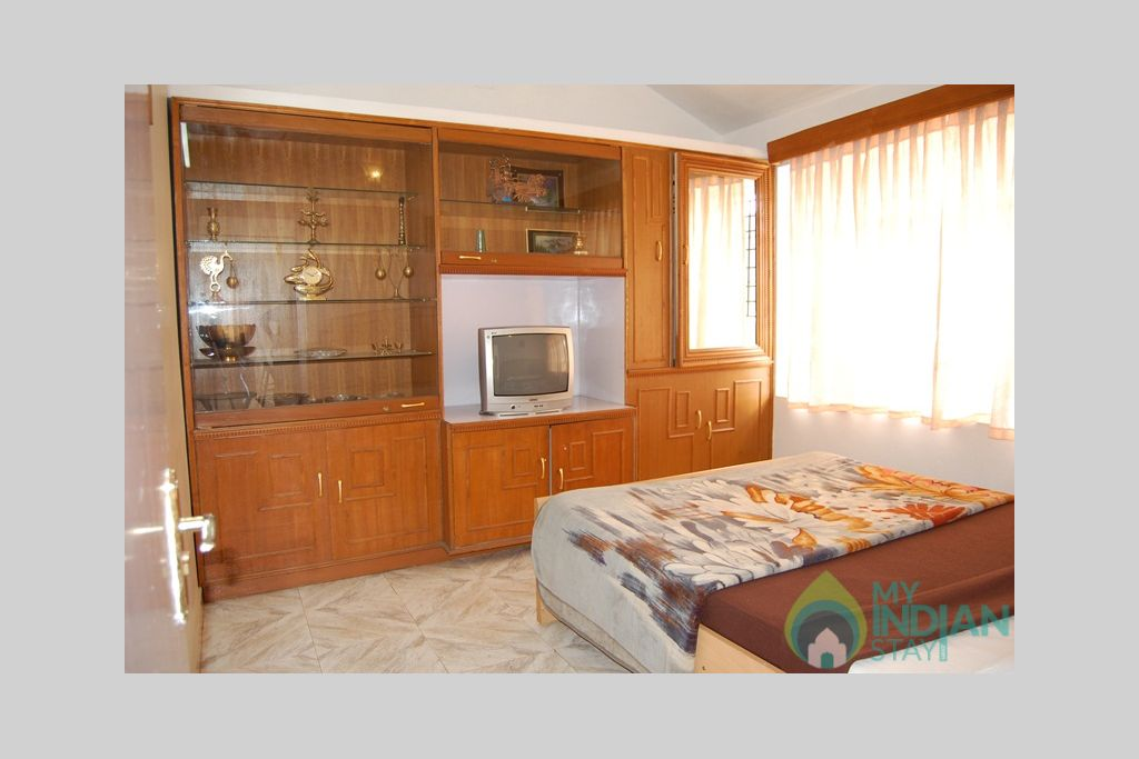 Bedroom2 in a Cottage/Huts in Ooty, Tamil Nadu
