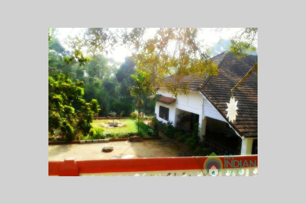Souland-Overall in a Independent Bungalow in Madikeri, Karnataka
