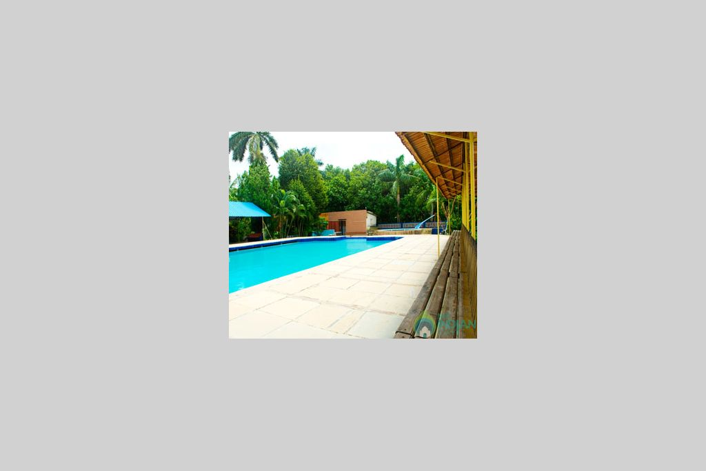 swimming-pool in a Guest House in Mumbai, Maharashtra