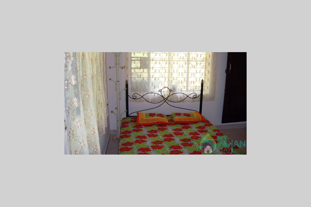 Bedrooms1 in a HomeStay in Chikmagalur, Karnataka
