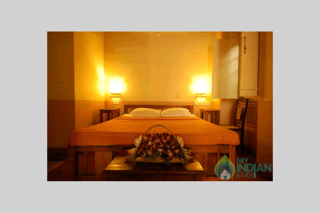 Deluxe Bedroom2 in a Bed & Breakfast in Panjim, Goa