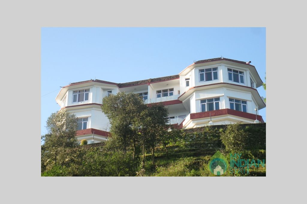 568df962cdcbc1 in a Resort in Shimla, Himachal Pradesh