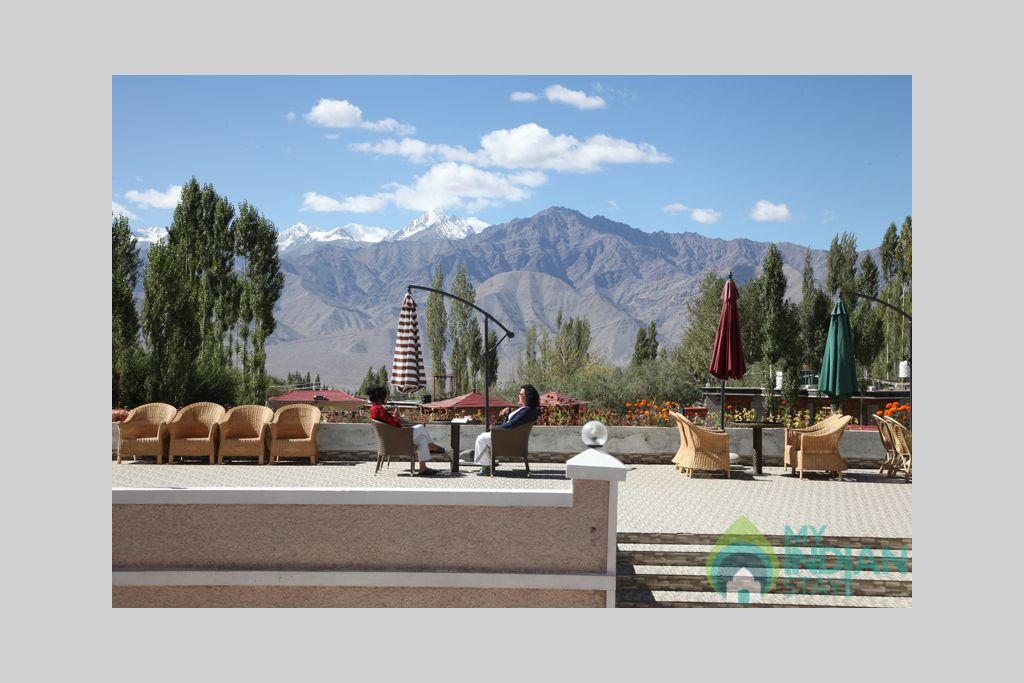 22 in a Guest House in Leh, Jammu and Kashmir