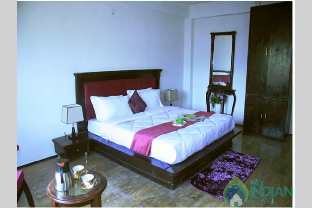 Guest Room in a Hotel in Leh, Jammu and Kashmir