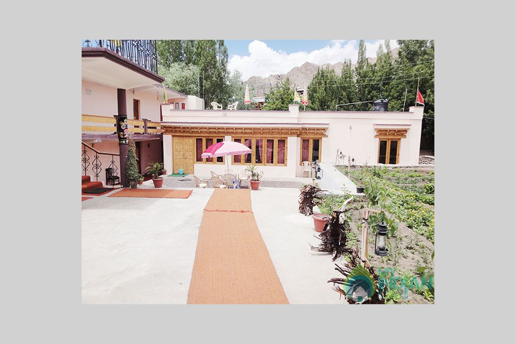 32 in a Hotel in Leh, Jammu and Kashmir