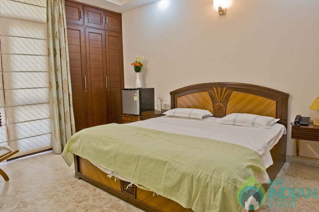 11 in a Bed & Breakfast in New Delhi, Delhi