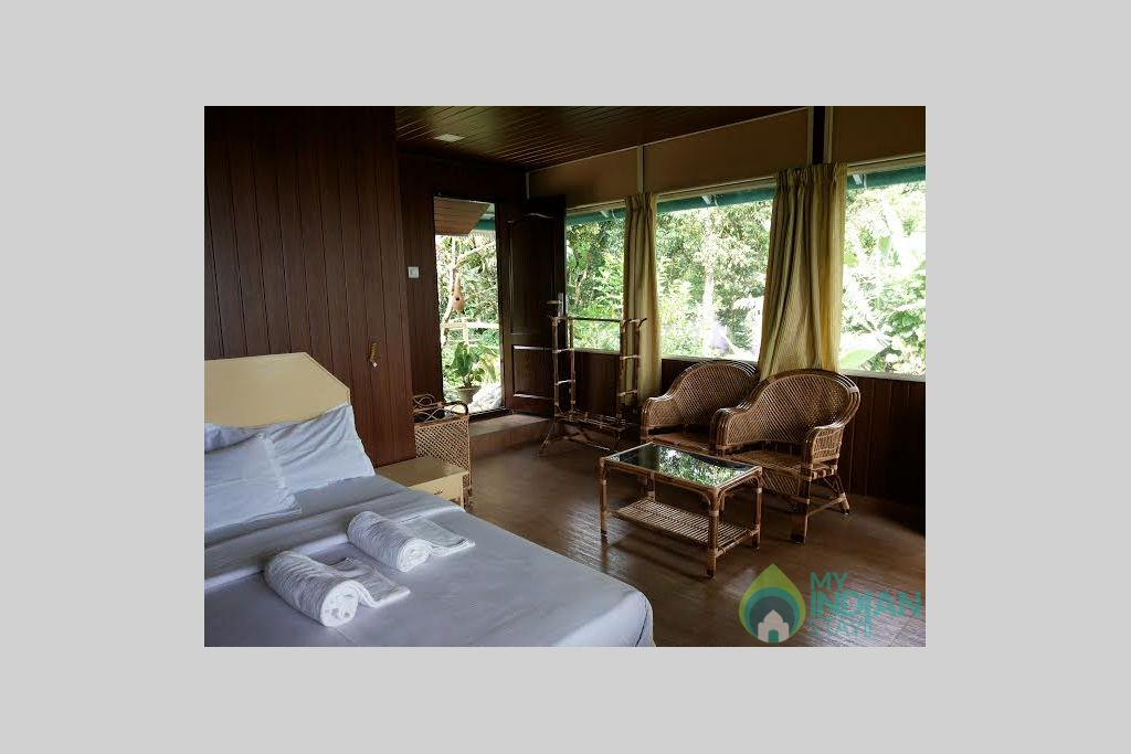 Executive Suite in a Bed & Breakfast in Munnar, Kerala