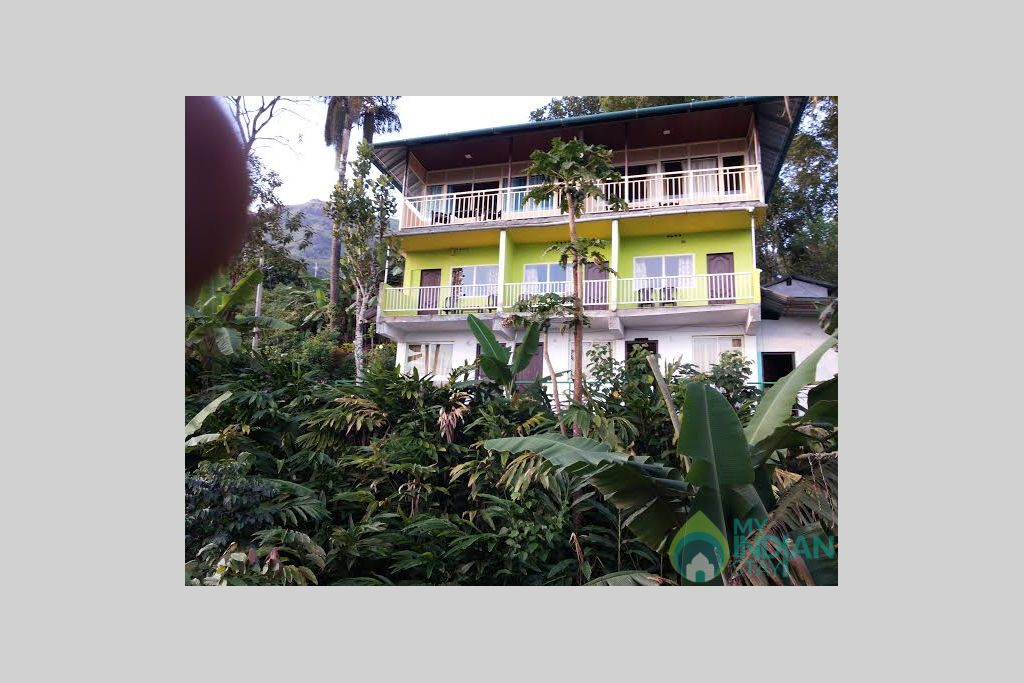 Overall View1 in a Bed & Breakfast in Munnar, Kerala