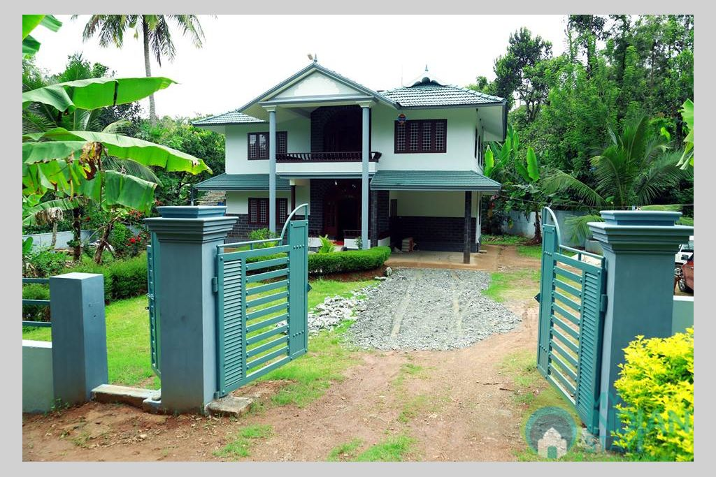 Overall View in a HomeStay in Wayanad, Kerala