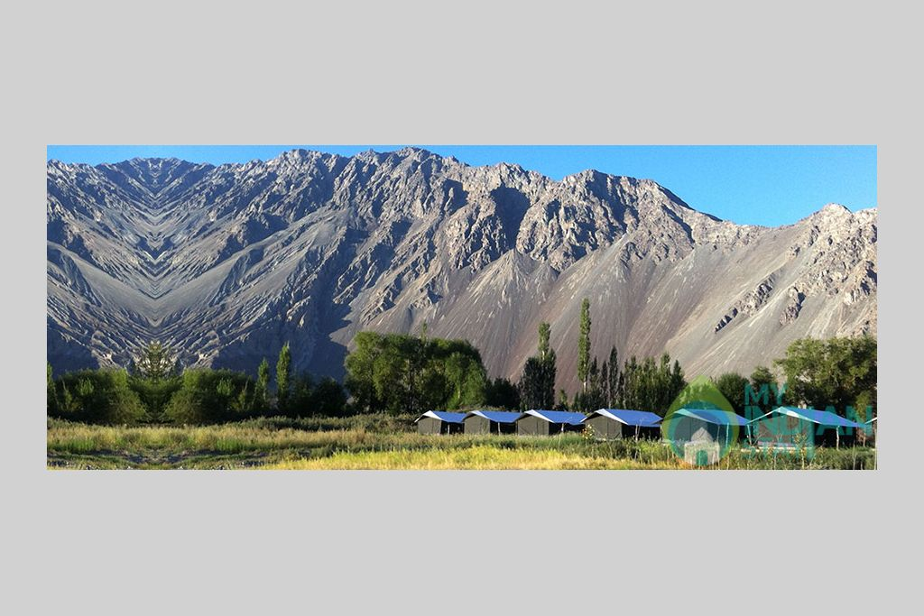 header in a Tents in Leh, Jammu and Kashmir