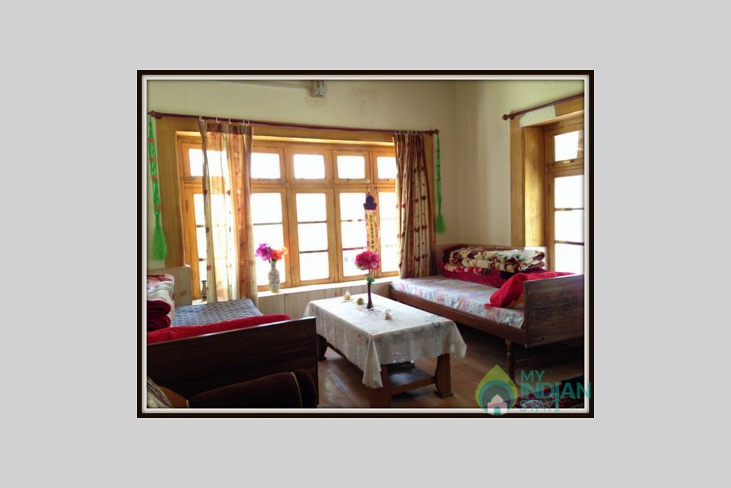 2 in a Guest House in Leh, Jammu and Kashmir