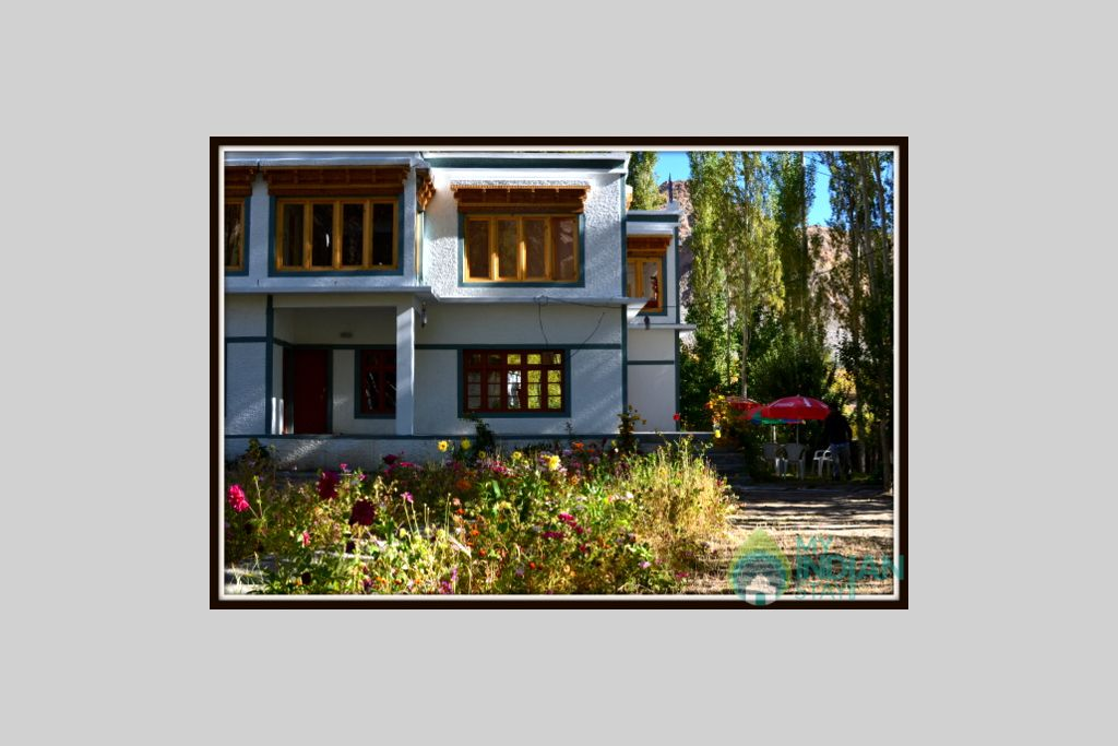 9 in a Guest House in Leh, Jammu and Kashmir