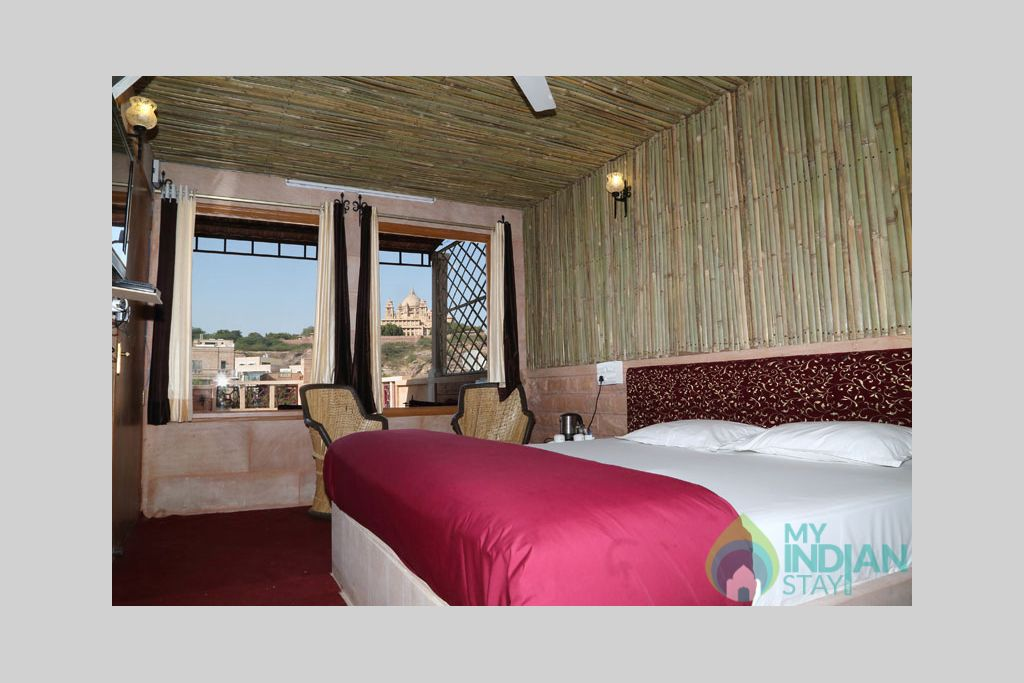 Palace-View-Room-3 in a Bed & Breakfast in Jodhpur, Rajasthan