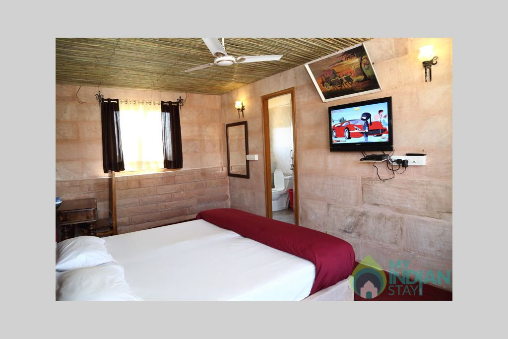 Palace-View-Room-4 in a Bed & Breakfast in Jodhpur, Rajasthan
