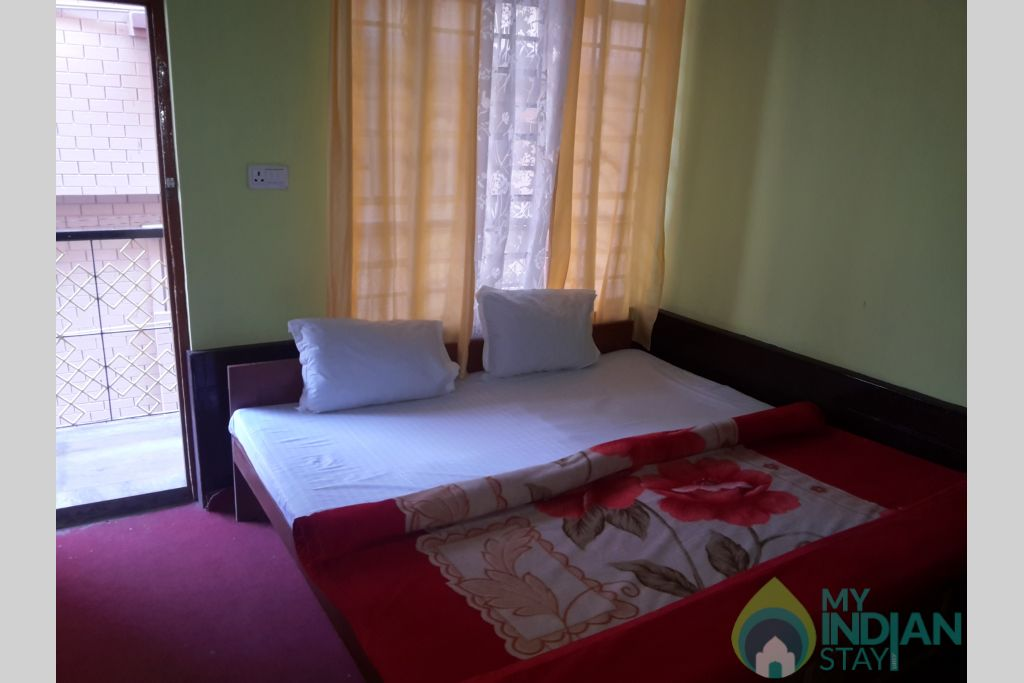 DOUBLE BED ROOM 2 in a Hotel in Darjeeling, West Bengal
