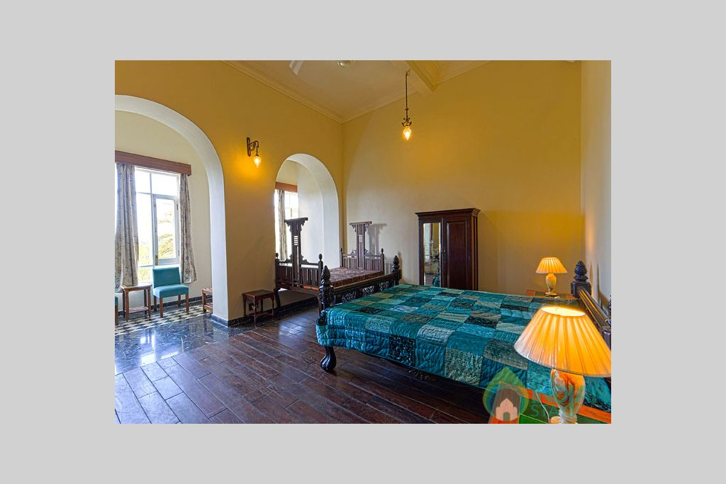 13 in a Guest House in Mount Abu, Rajasthan