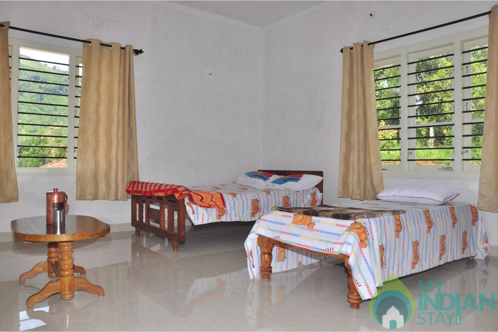 4 in a HomeStay in Chickmagaluru, Karnataka