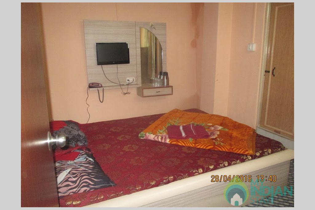 std dbl 3 in a Guest House in Gangtok, Sikkim