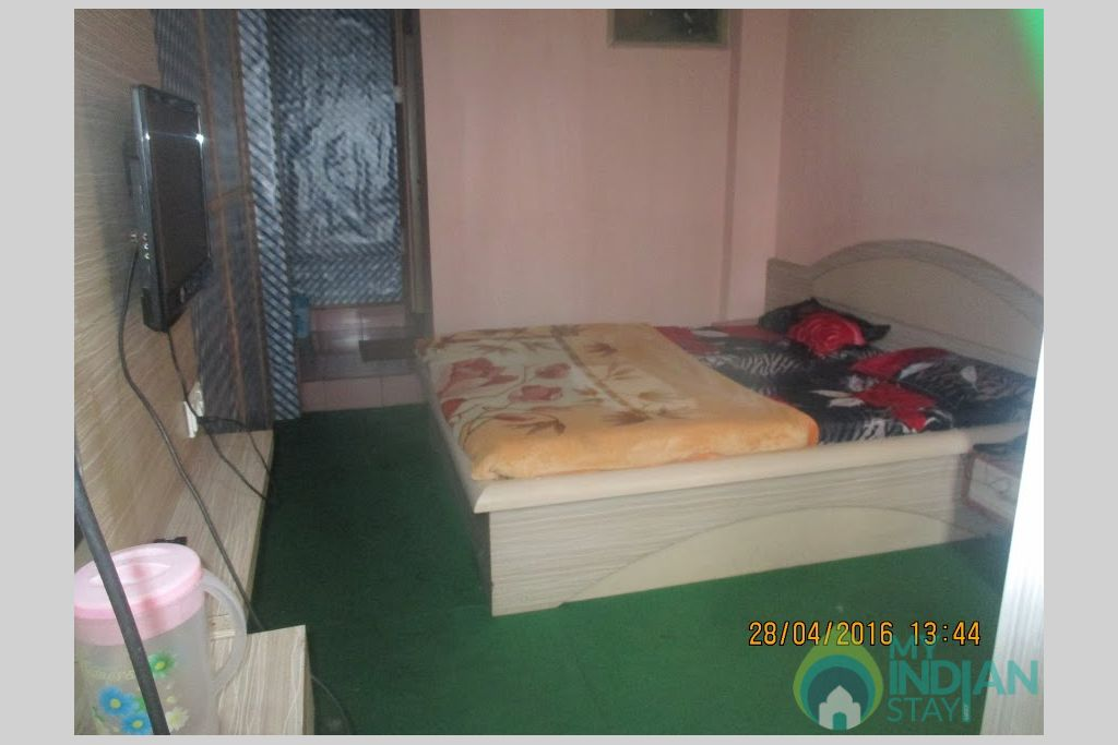 std dbl 4 in a Guest House in Gangtok, Sikkim