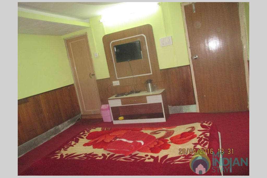DLX DBL 3 in a Guest House in Gangtok, Sikkim
